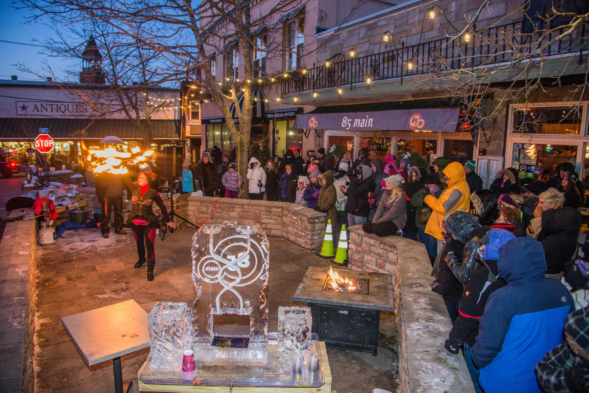 6 Winter Festival Favorites In Mystic Country Visit Ct
