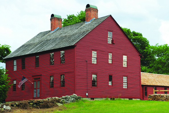 Nathan Hale Homestead 1776 Visit Ct