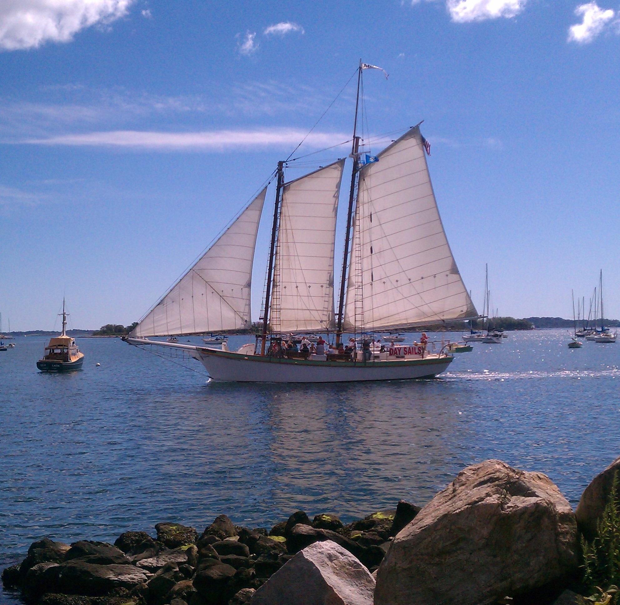 Argia Mystic Cruises Visit Ct
