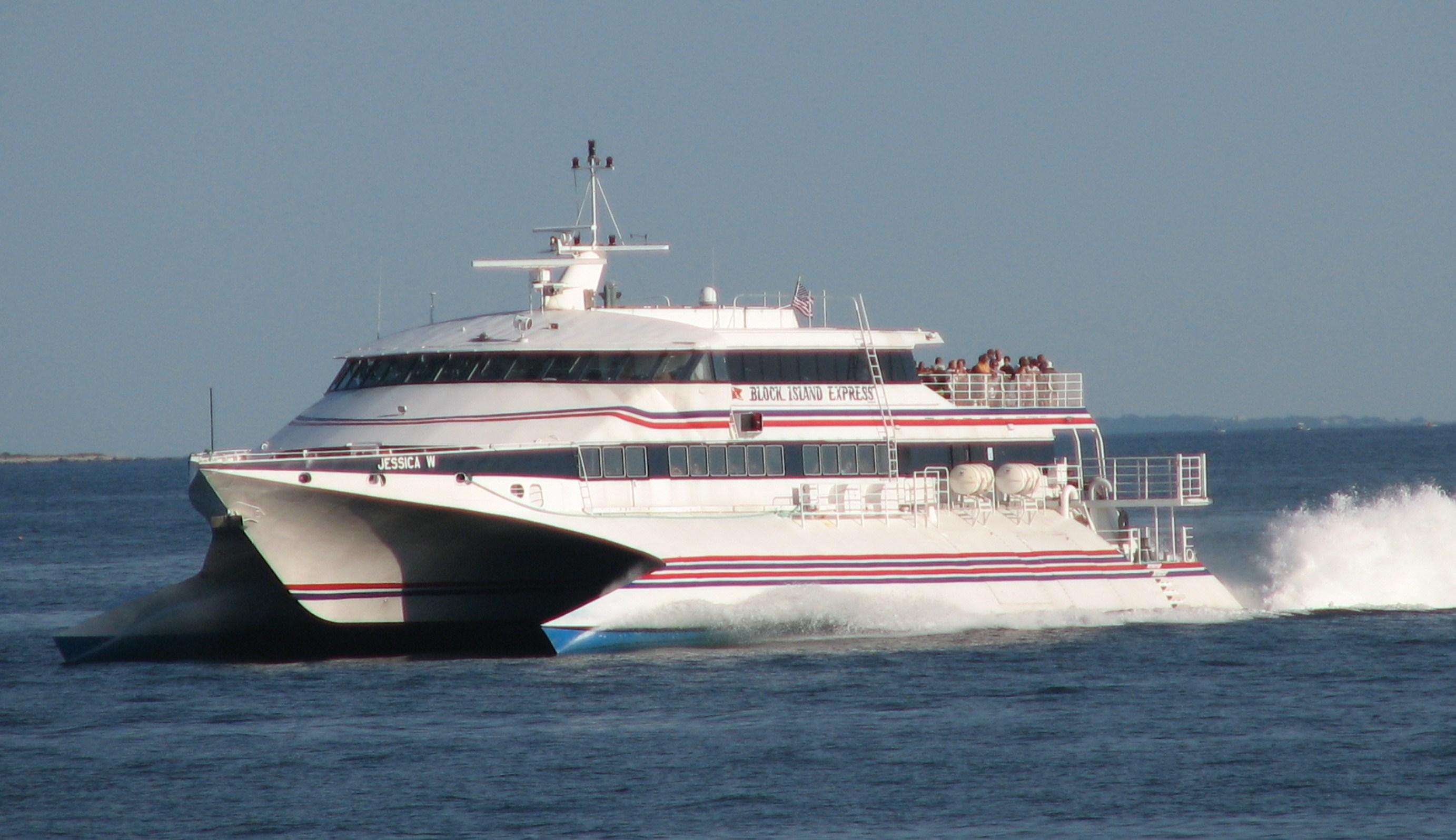 New London To Block Island Ri Ferry Visit Ct