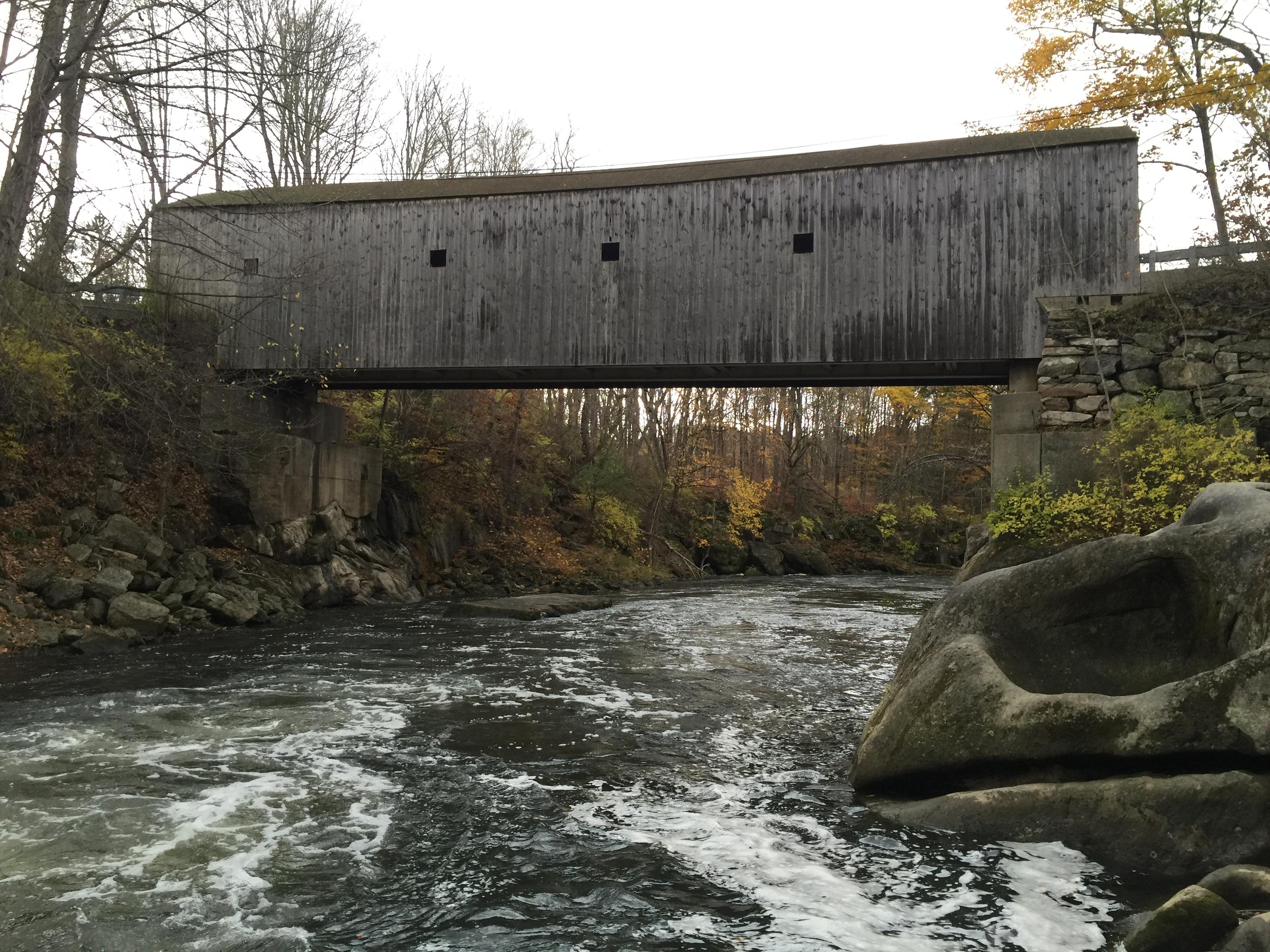 Bulls Bridge | Visit CT