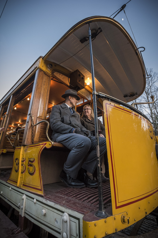 Connecticut Trolley Museum Visit Ct