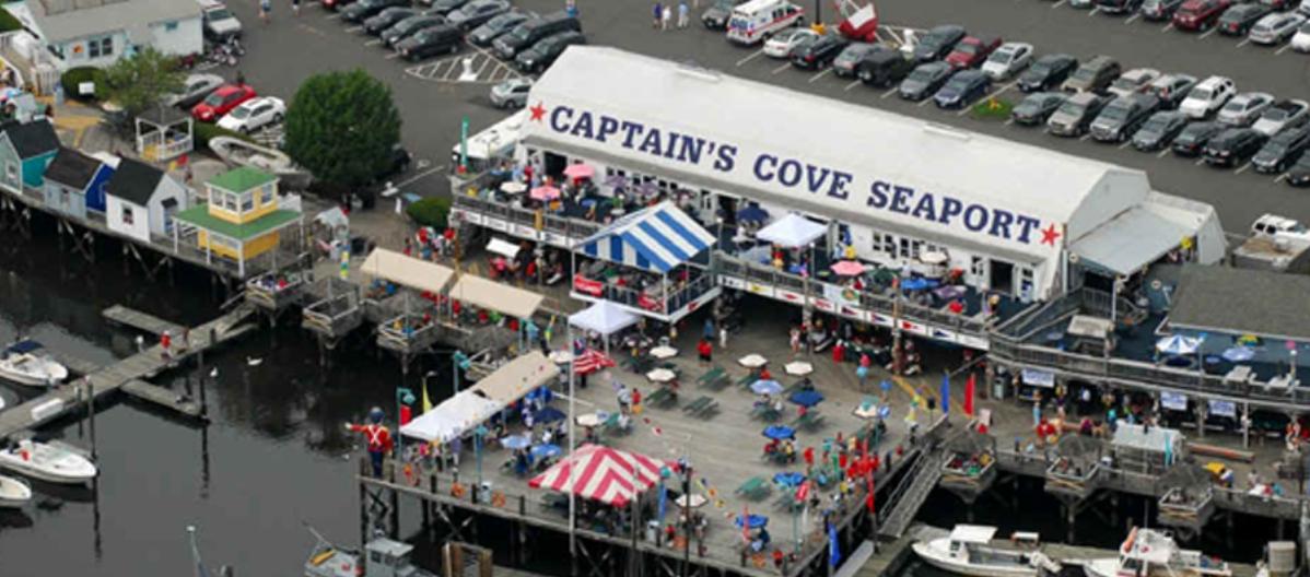Captain S Cove Seaport Visit Ct
