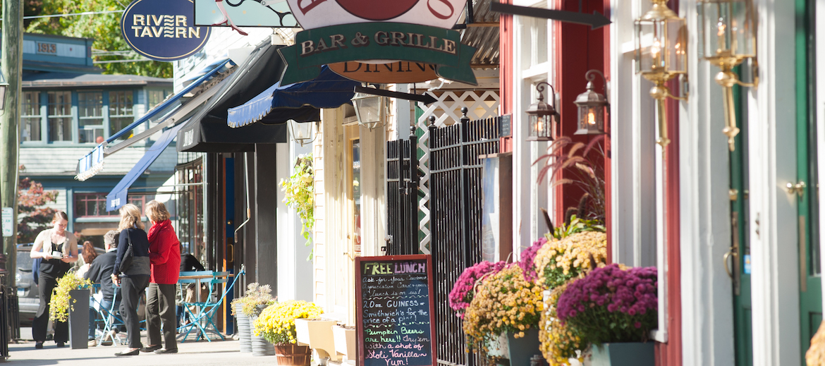 Charming Towns Visit Ct