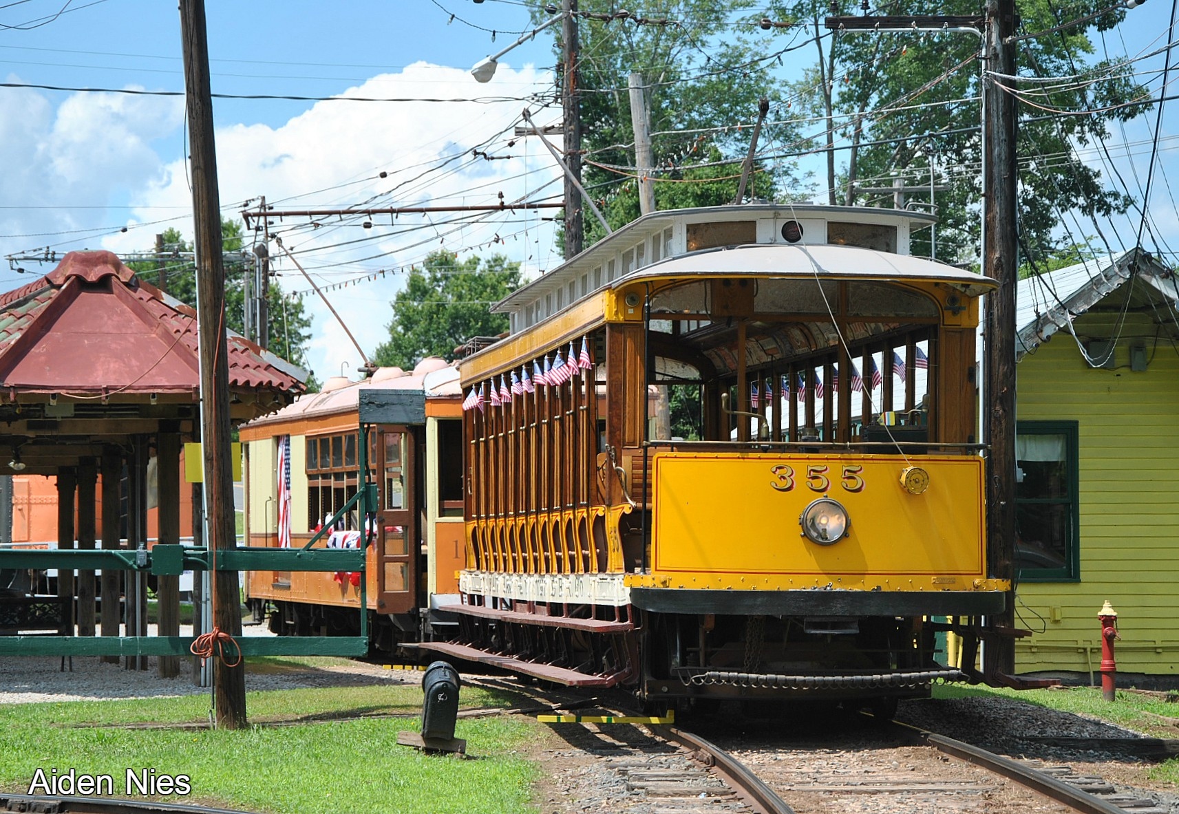 Grand Haven Campground >> Connecticut Trolley Museum | Visit CT