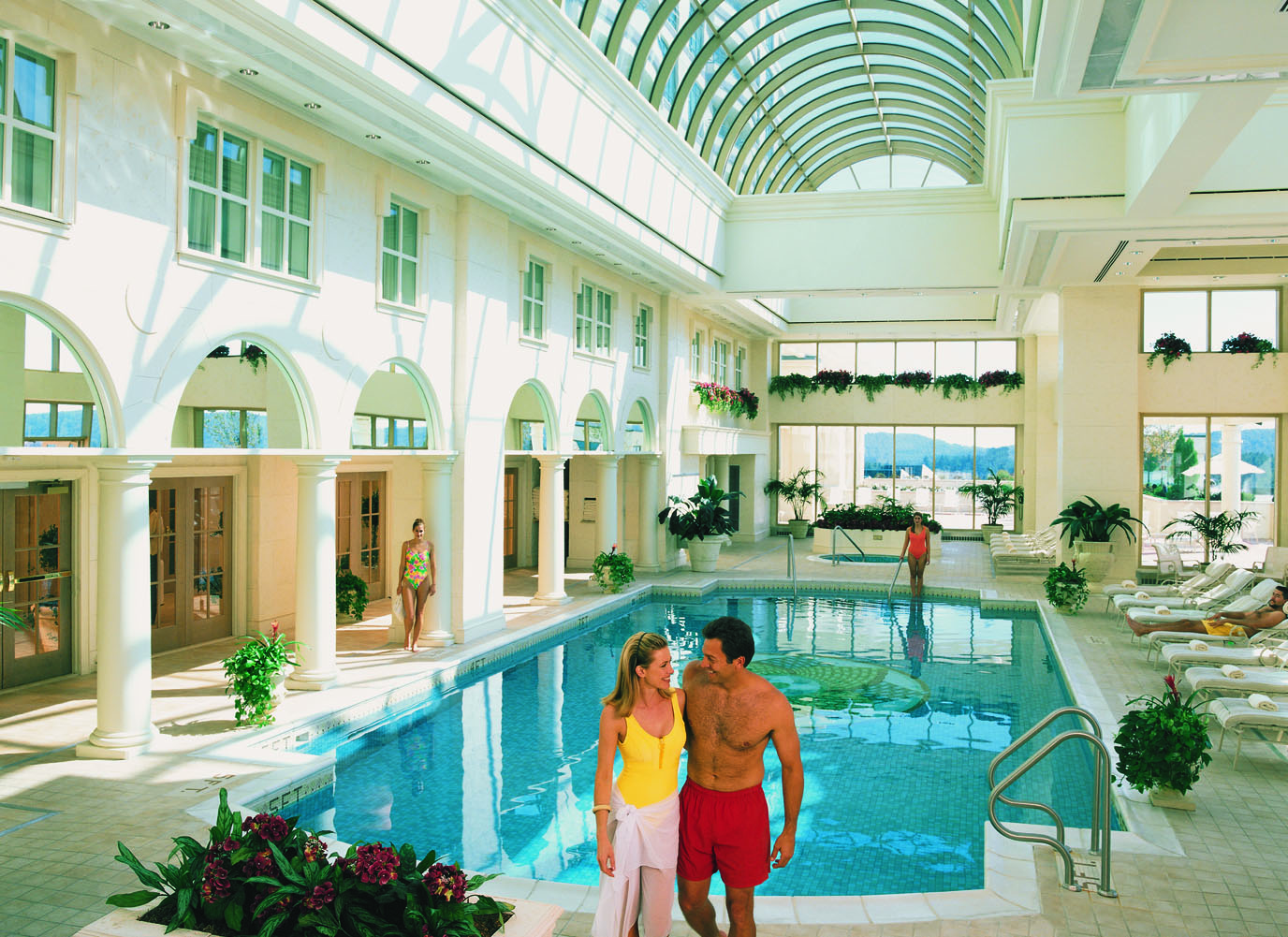 Norwich Spa At Foxwoods Visit Ct