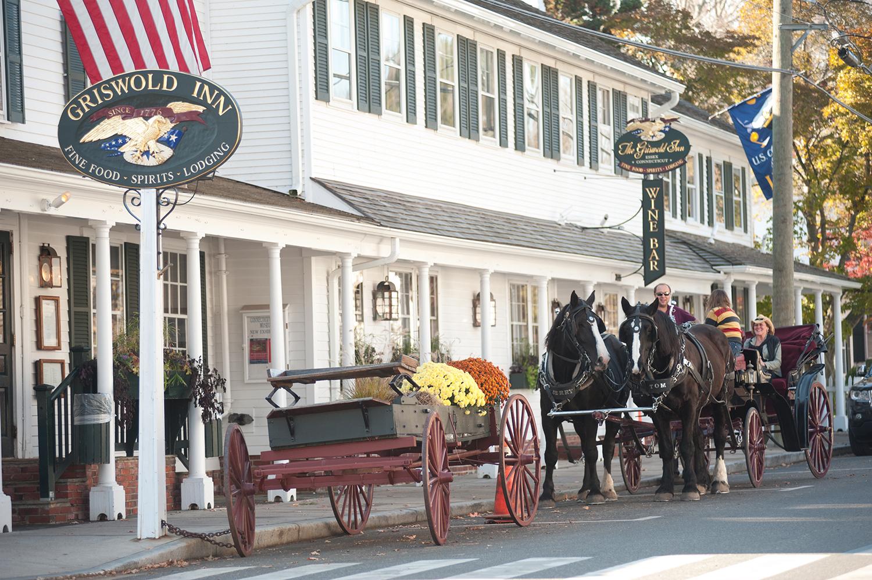 Griswold Inn Visit Ct
