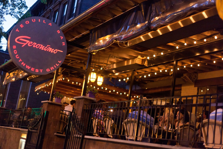 Geronimo Bar Amp Grill Visit Ct
