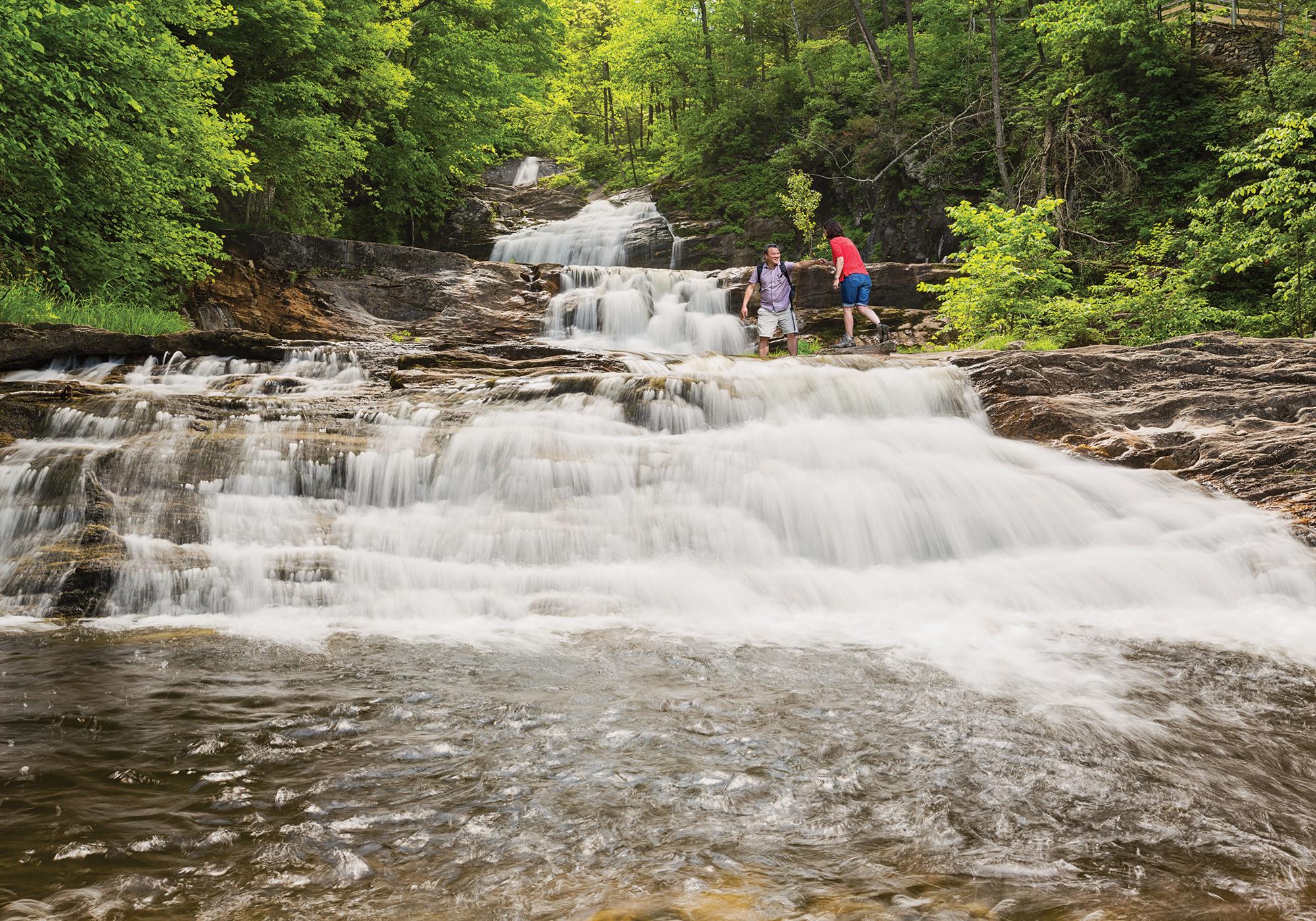 Connecticut S 10 Highest Waterfalls Visit Ct