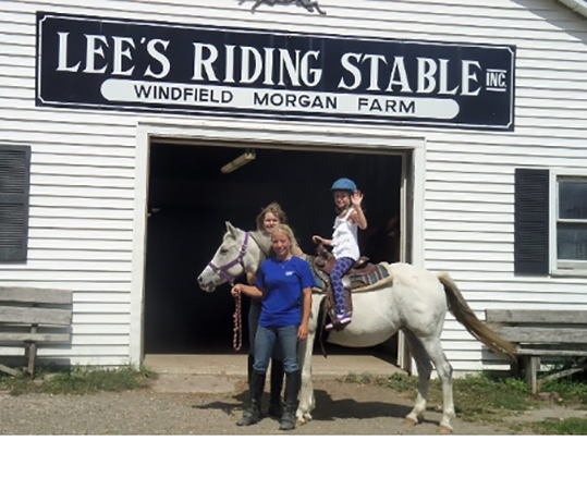 Lee S Riding Stable Visit Ct