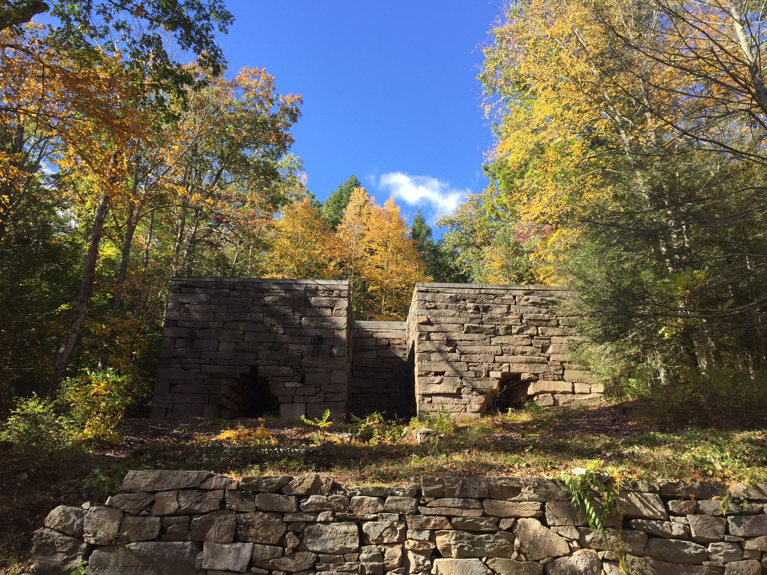 Mine Hill Preserve Roxbury Land Trust Visit Ct