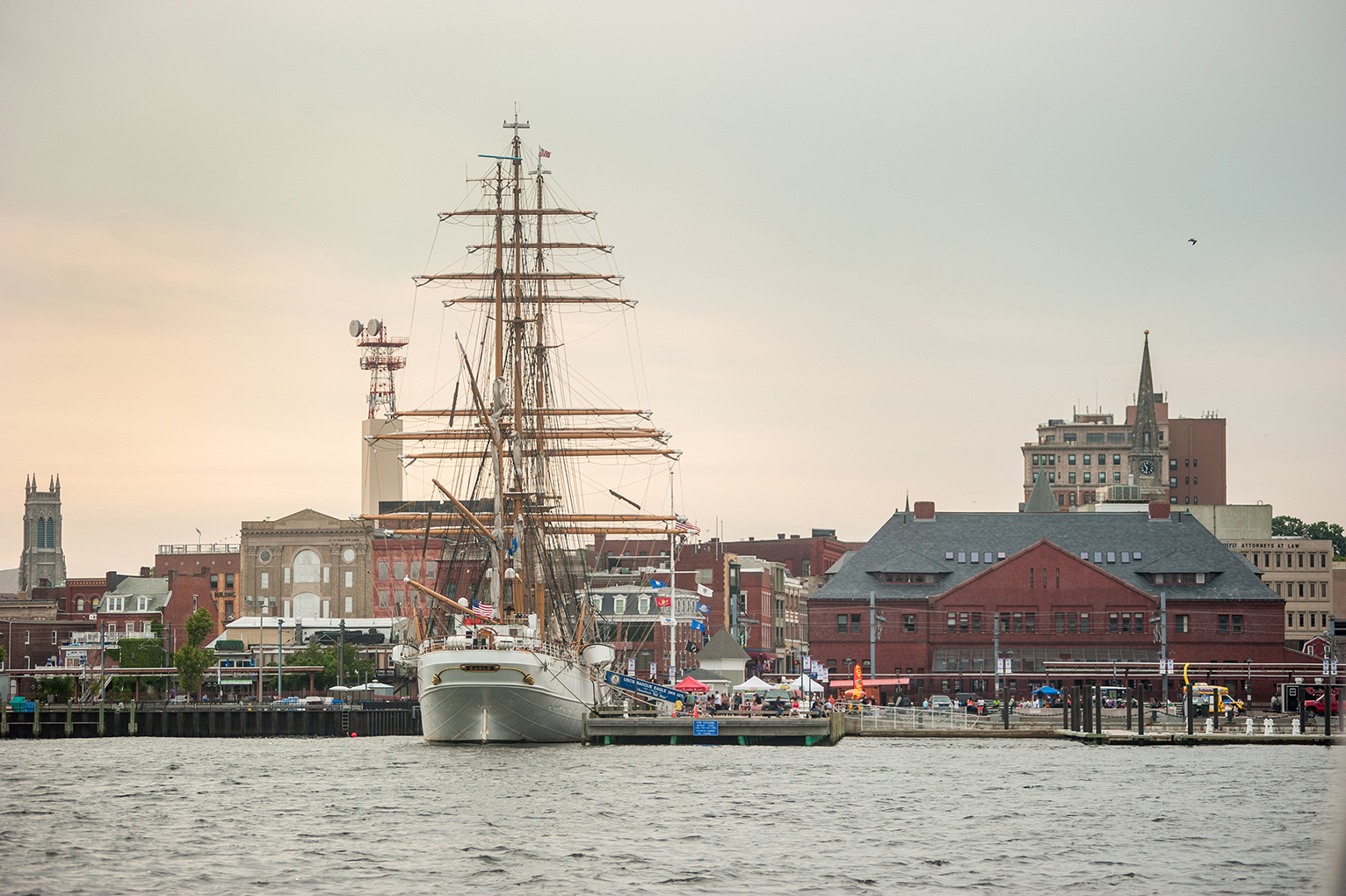 New London Historic Waterfront District Visit Ct
