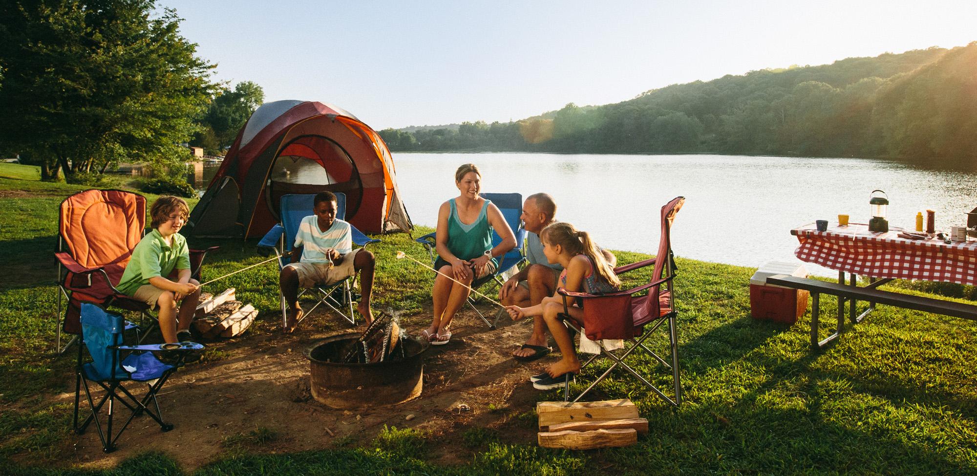 Odetah Camping Resort Visit Ct