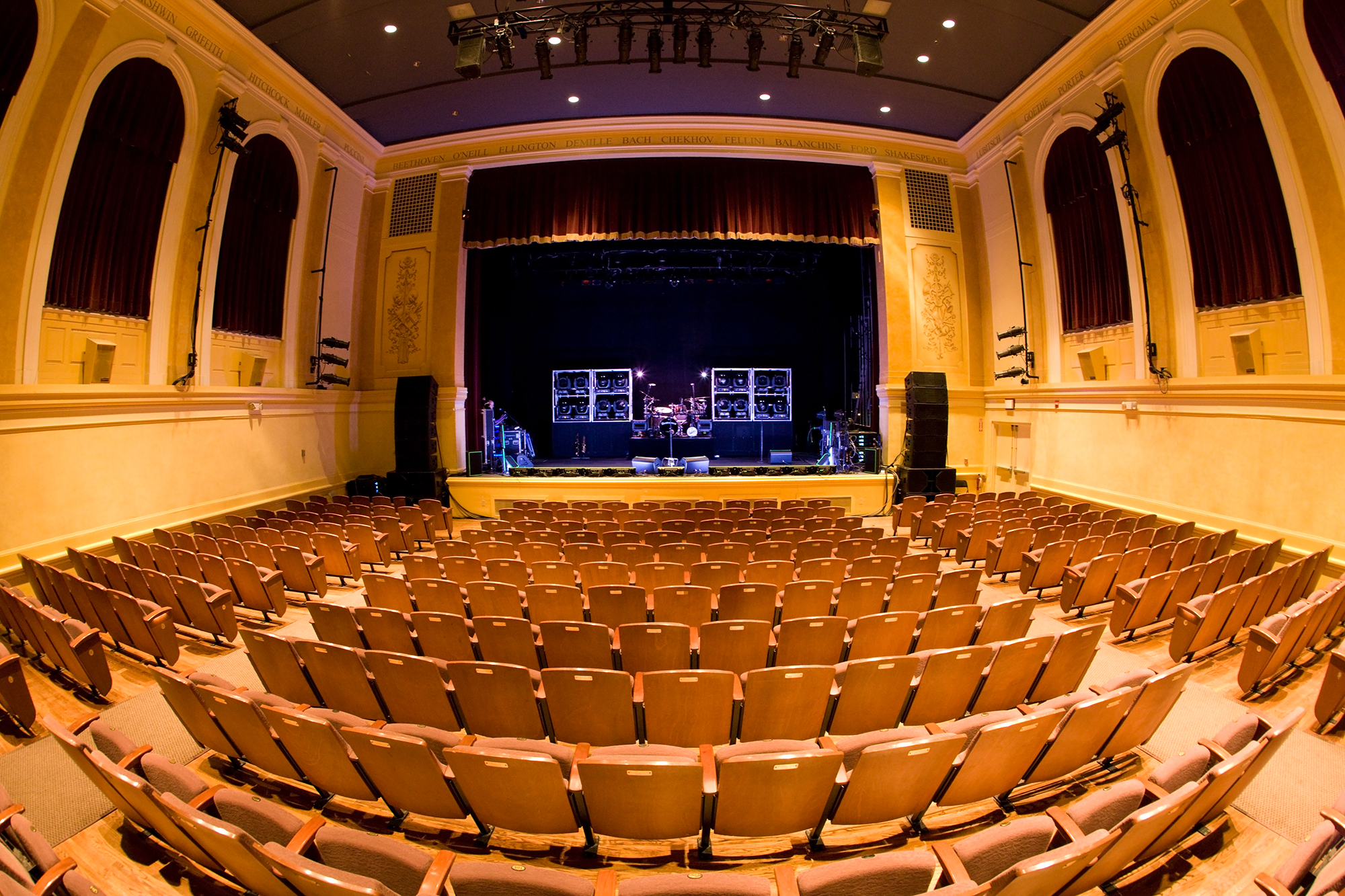 Ridgefield Playhouse Visit Ct
