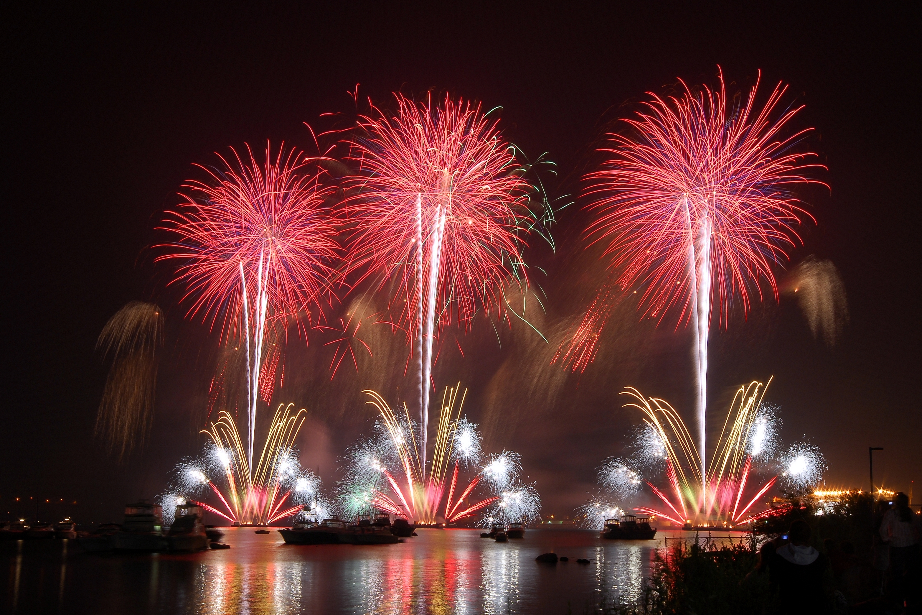 Connecticut Fireworks 2018 Visit Ct