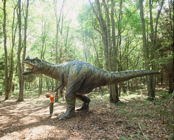 Dinosaur explorer getaway visit ct for Asian cuisine mohegan lake
