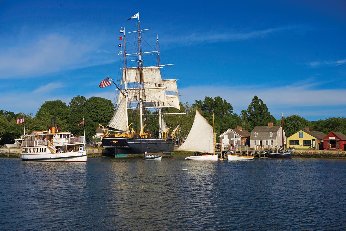 Mystic Seaport Package Visit Ct