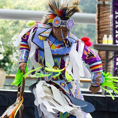 Educational Powwow Visit Ct