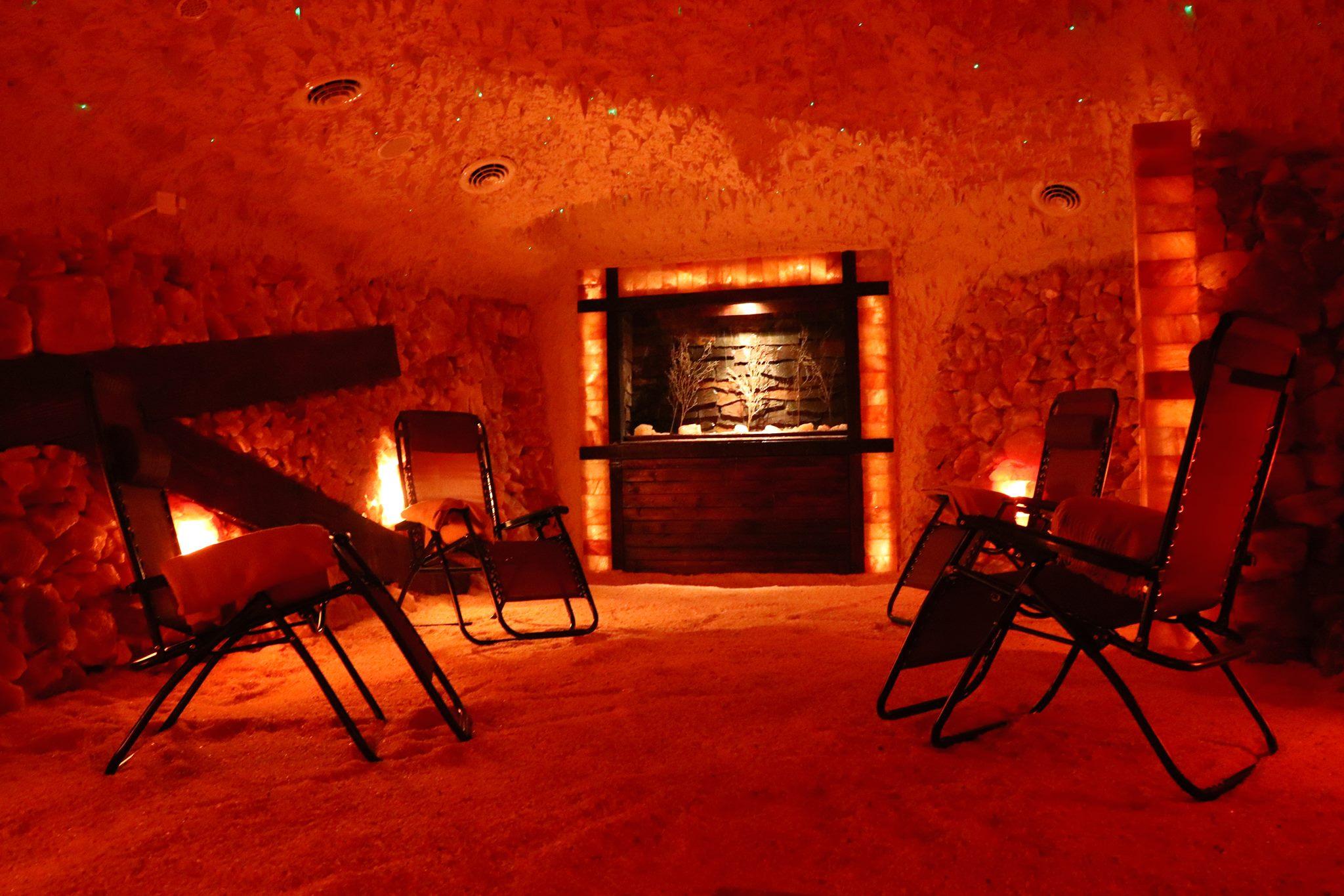 Salt Cave Of Darien Visit Ct