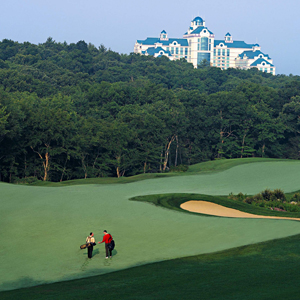 5 great golf courses you can play visit ct for Asian cuisine mohegan lake