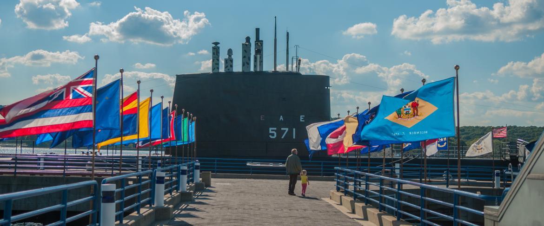 Historic Ship Nautilus & Submarine Force Museum