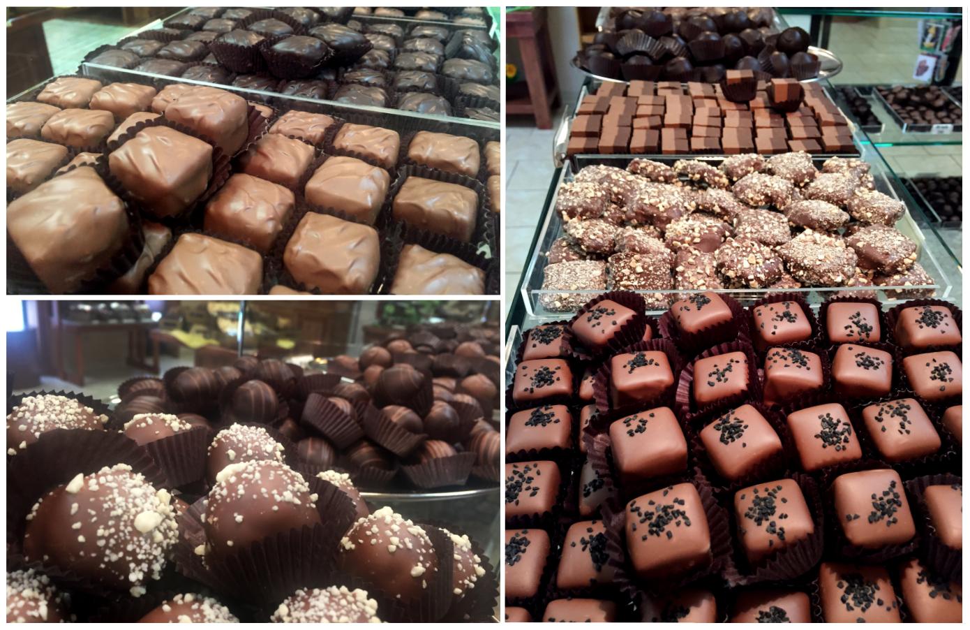 Fascia's Chocolates