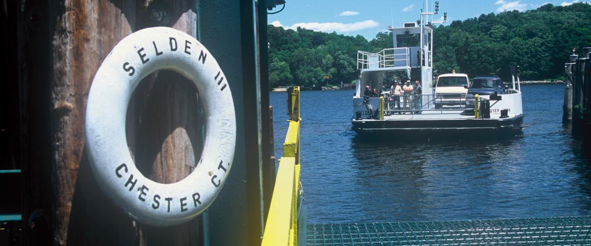 Chester/Hadlyme Ferry