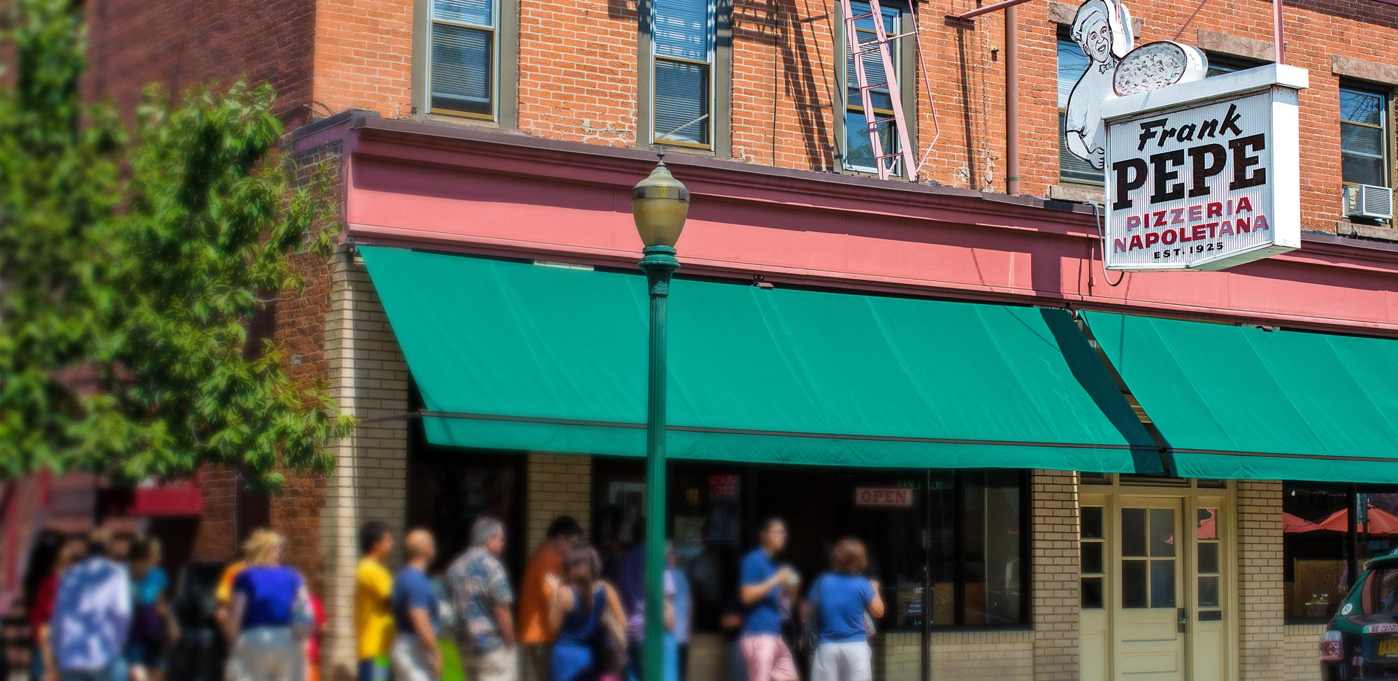 Frank Pepe Pizzeria Napoletana - New Haven