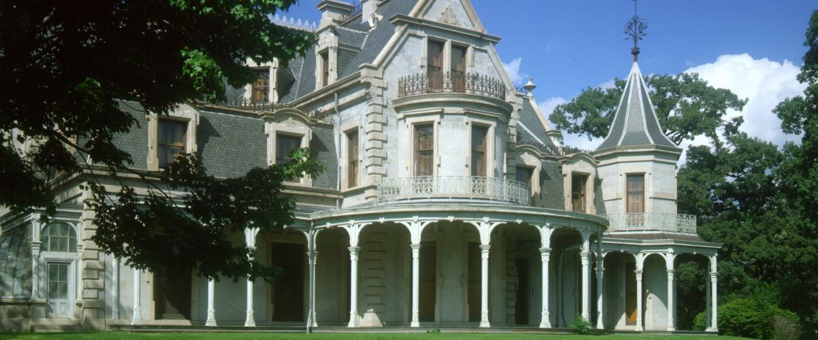 Lockwood-Mathews Mansion Museum (c.1864)