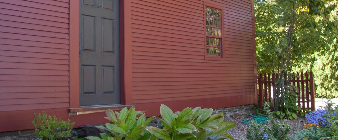 Noah Webster House & West Hartford Historical Society