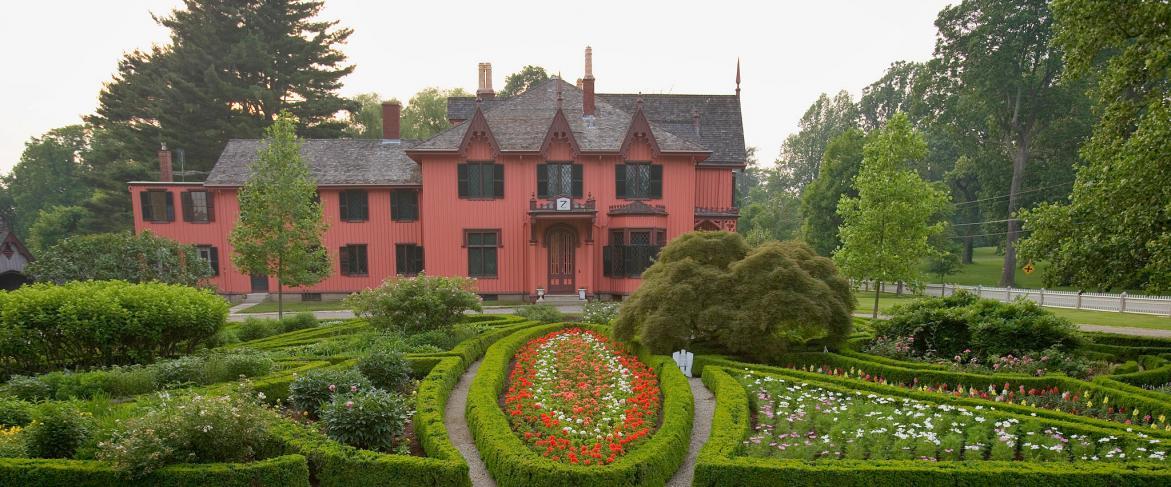 Roseland Cottage Museum