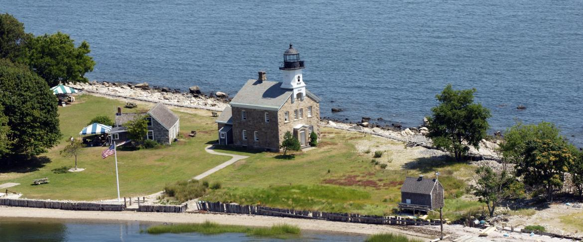 Sheffield Island Lighthouse and Harbor Tour