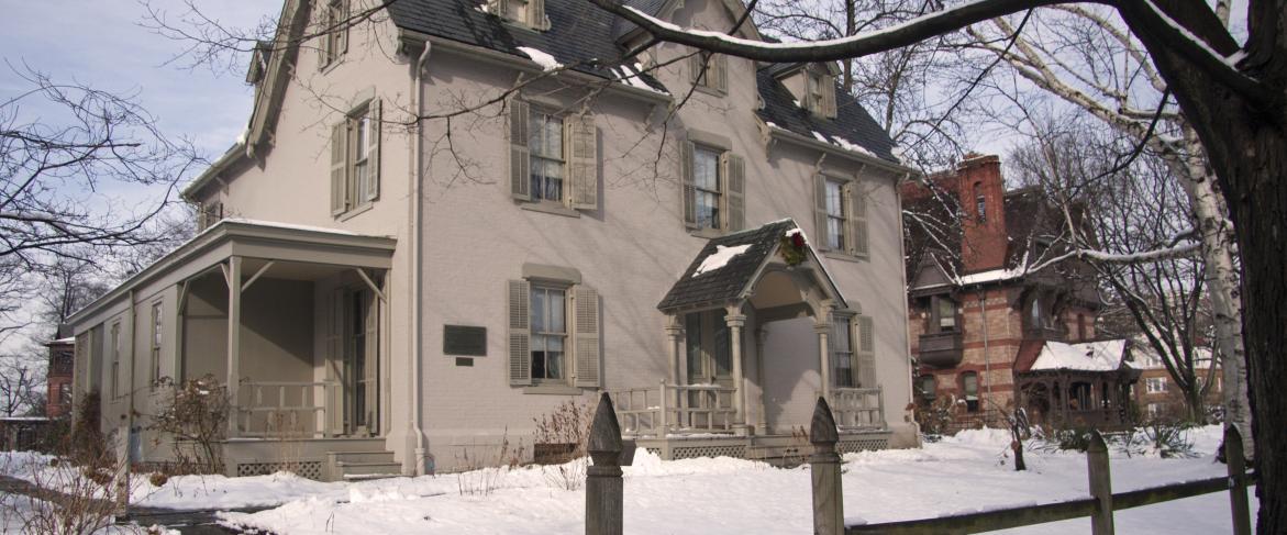 Harriet Beecher Stowe Center