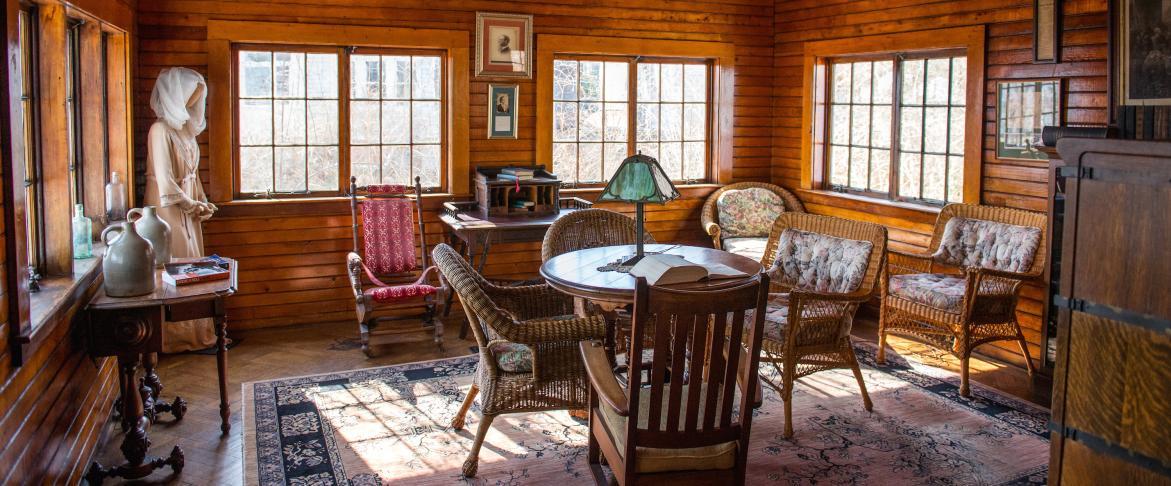 Monte Cristo Cottage