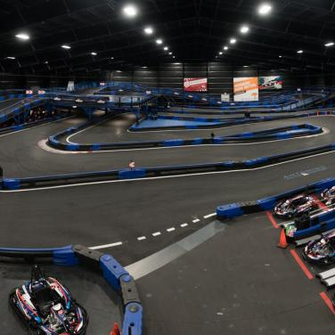 Supercharged Powered by Mohegan Sun - Indoor Karting