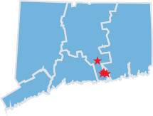 CT map