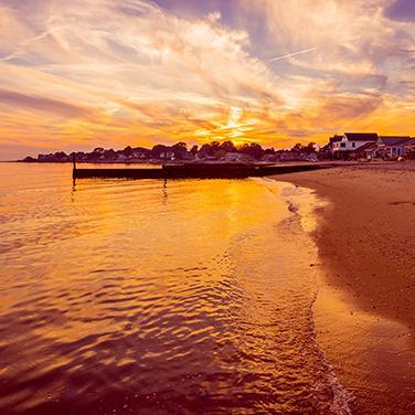 Old Saybrook Town Beach