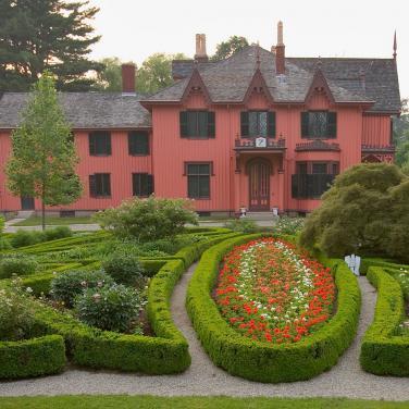 Roseland Cottage Museum Visit Ct