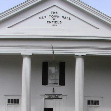 Town Of Enfield Ct >> Old Town Hall Museum Enfield Historical Society Visit Ct