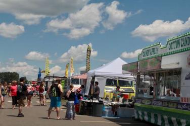 Connecticuts Food Truck Festivals 2018 Visit Ct