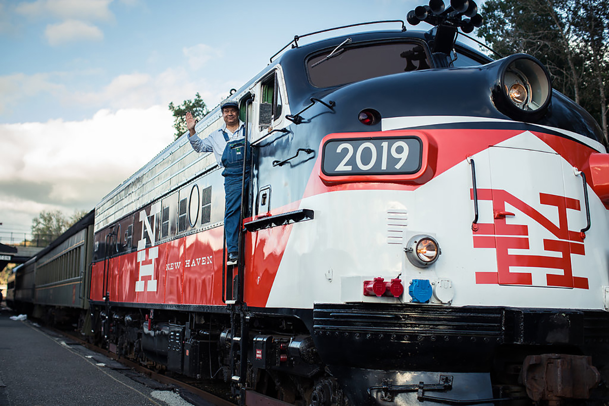 Railroad Museum Of New England Naugatuck Railroad Company